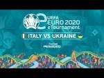 eEURO: Italy v Ukraine (First Leg)