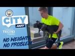 NO WEIGHTS, NO PROBLEM | CITY AWAY #5