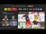 CLASSIC FULL MATCH: San Jose Clash vs D.C. United | First-Ever MLS Match | MLS Remix