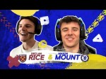 Mason Mount v Declan Rice | Chelsea v West Ham | Ultimate FIFA 20 Showdown