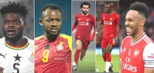 Haaland picks Mané as African best player ahead of Ayew, Partey, Salah