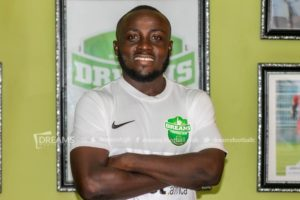 Abel Manomey insists he joined Dreams FC for a new challenge