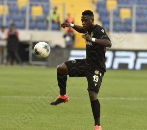Besiktas begin processes to acquire Afriyie Acquah from Yeni Malatyaspor
