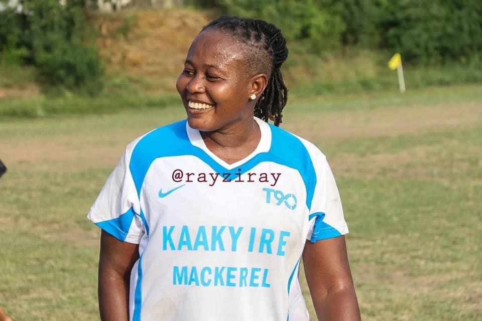 Former Black Queens captain Adwoa Bayor reveals the biggest regret of her career
