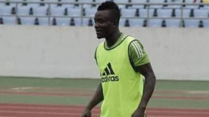 Ex-Elmina Sharks defender Enock Abakrow announced retirement at age 24
