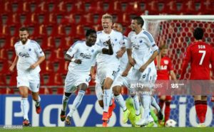 VIDEO: Throwback to Daniel Amartey's debut equalizer for FC Copenhagen 5- years ago