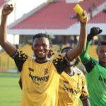 Legon Cities FC eye move for Ashgold midfielder Latif Anabila