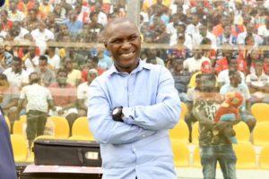 Coach Nii Odoom remains our head coach – Hearts assure fans