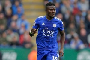 VIDEO: Daniel Amartey working hard to get back stronger