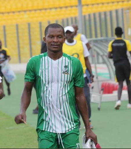 Elmina Sharks complete signing of ex-Kotoko midfielder Daniel Nii Adjei