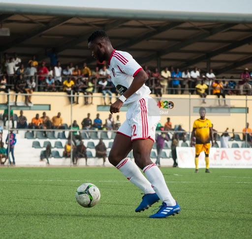 Michael Danso: WAFA youngster reveals Alcantara and Busquets are his role models