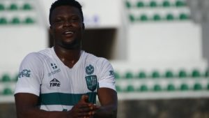 Covid-19: Please stay at home - Jacob Akrong appeals to fans of Mexican side Zacatepec