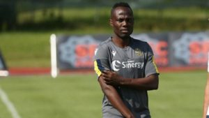 FEATURE: Agyemang-Badu - the strength to be reborn and return to the pitch