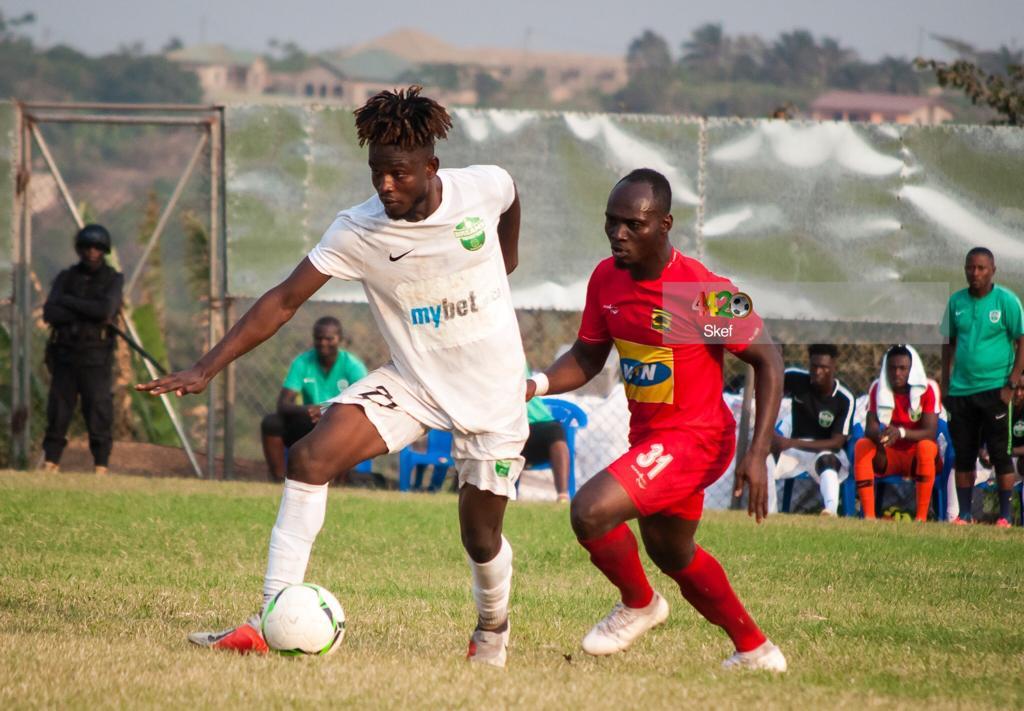 Dreams FC loan Abdul Jalilu to Eleven Wonders