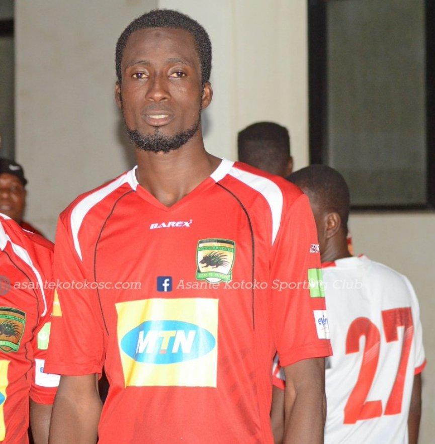 Karela United signs former Kotoko midfielder Umar Bashiru