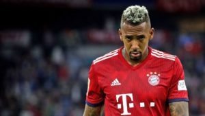 Bayern Munich fine Jerome Boateng for flouting lockdown rules