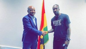 Done Deal: Hearts of Oak complete signing of Nigerian goal poacher Danjuma Kuti