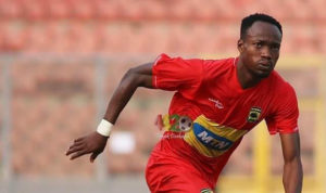 Asante Kotoko: Adom Frimpong reveals he is fully fit