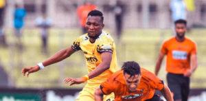 Ashanti Gold deny reaching agreement with Kotoko for transfer of Latif Anabila