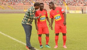 Maxwell Konadu confirms Kotoko players are open to pay cut idea to help in the fight against Covid-19