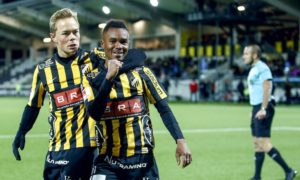 Levski Sofia attacker Nasiru Mohammed admits he misses former club BK Hacken