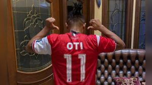Ghana striker Emmanuel Oti joins Indonesian side Madura United FC