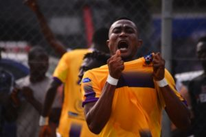 Medeama striker Prince Opoku Agyemang joins Cape Town City