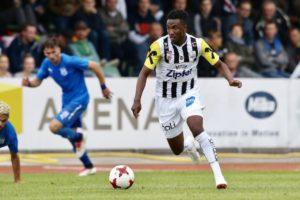 Austria-based Samuel Tetteh yearning for the return of football