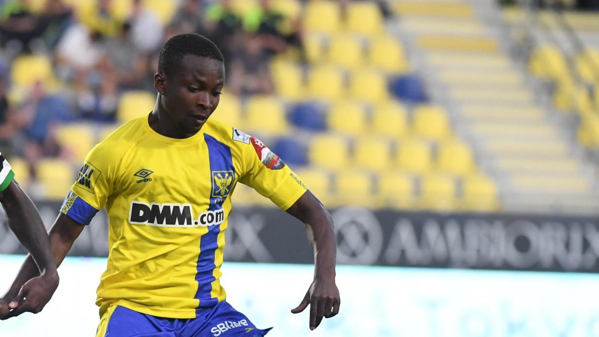 Samuel Asamoah finishes Belgium premiership amongst top scorers at Sint-Truidense