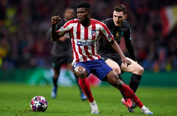 PSG revives interest in Juventus and Arsenal target Thomas Partey