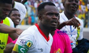 Always overwhelmed when playing against Hearts Of Oak - Amos Frimoing
