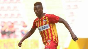 Kayserispor to discuss future of Besiktas target Bernard Mensah at the end of the season