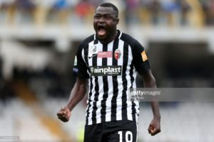 If players agree to take pay cut I will be in full support – Juve Stabia defender Bright Addae