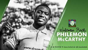 VIDEO: Check out highlights of Dreams FC new signing Philemon McCarthy