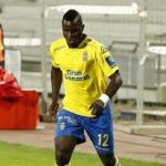 VIDEO: Mubarak Wakaso passionately pleads with Las Palmas fans to stay at home