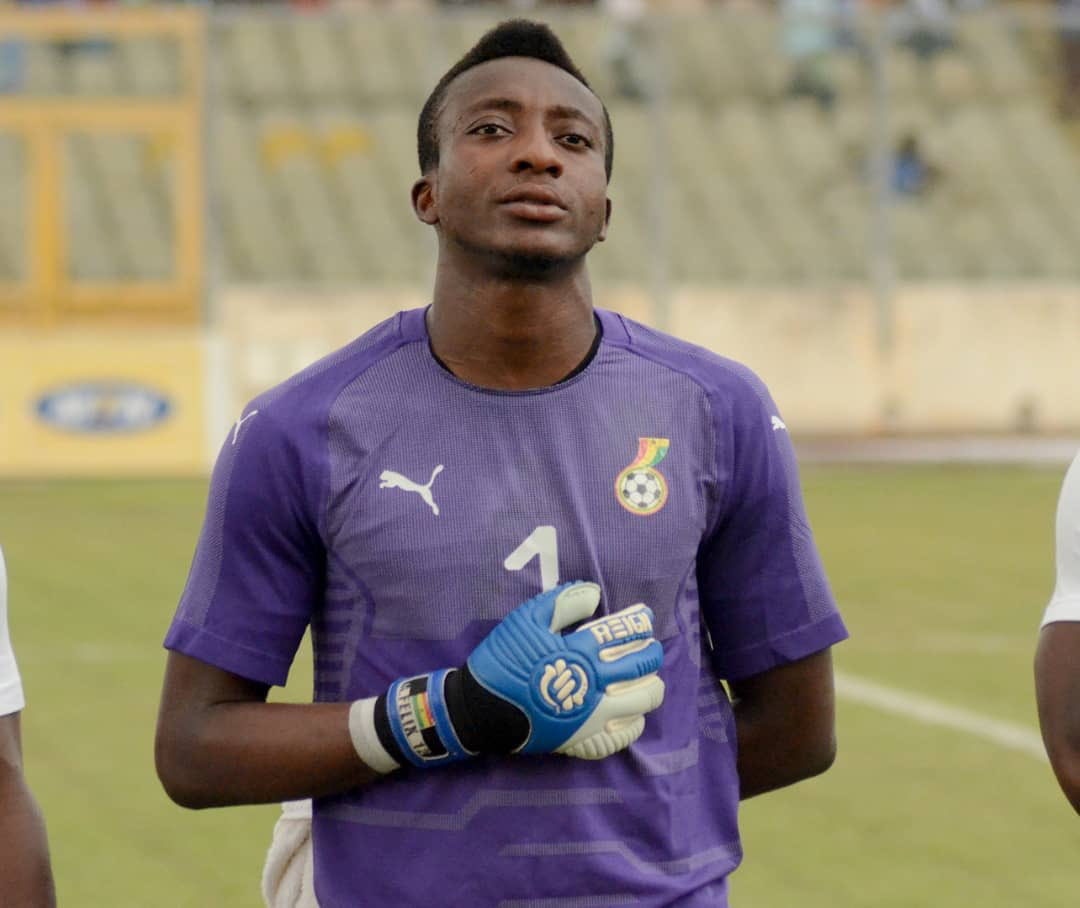 My dream is to win the CAF Champions League with Kotoko – Felix Annan