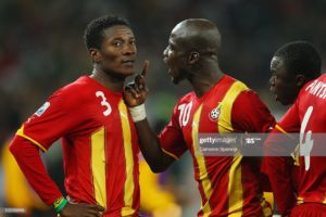 Stephen Appiah never wanted to take the penalty against Uruguay in 2010 World Cup - Richard Kingston