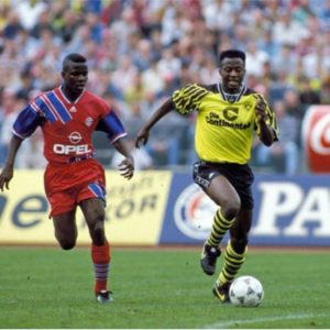 VIDEO: Check out these SUPER goals scored by Ghanaian players in Germany – Top 10