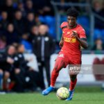 Rennes join chase for Mohammed Kudus