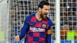 Lionel Messi: Barcelona may benefit from pause in play
