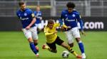 Schalke's Weston McKennie calls return to action in Bundesliga 'awkward'