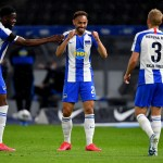 Dominant Hertha rout Union 4-0 in Berlin derby
