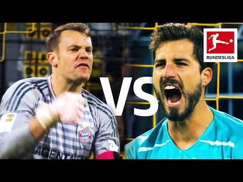 Manuel Neuer vs. Kevin Trapp | Goalkeeping Greats Go Head to Head