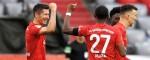 Muller, Lewandowski, Davies score as Bundesliga leaders Bayern hit five past Frankfurt