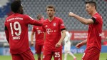 Bundesliga leaders Bayern get fright, Dortmund stay in touch and Havertz stars again
