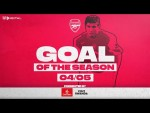 🤯HENRY WITH A BACKHEEL GOAL | Arsenal Goals of the season | 2004/05