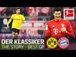 The Best of Der Klassiker | Dortmund vs Bayern | Klopp, Lewandowski, Reus & More