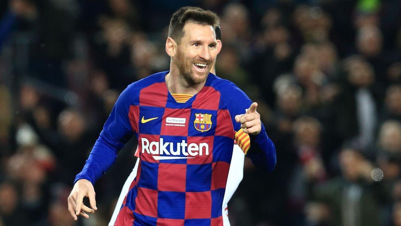 Messi can replicate Jordan's 'Last Dance' success at 2022 World Cup - Milan's Biglia