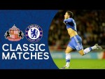 Sunderland 3-4 Chelsea | The Game That Made Hazard a Chelsea Boss | Premier League Classics