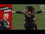 Wayne Rooney's 60 Yard STUNNER!! Goal from the Halfway Line!